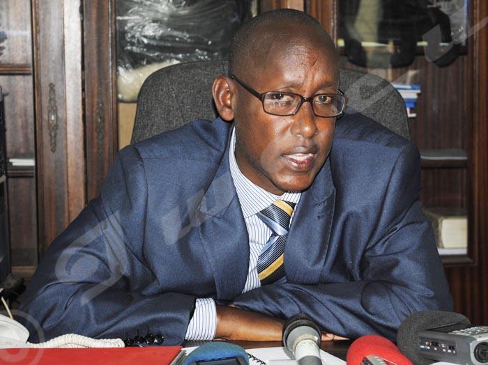 Elie Ntungwanayo: «Il n'y a pas d'infraction politique dans le Code pénal du Burundi.»