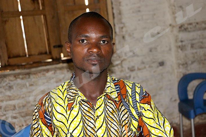 Emmanuel Ndayisaba