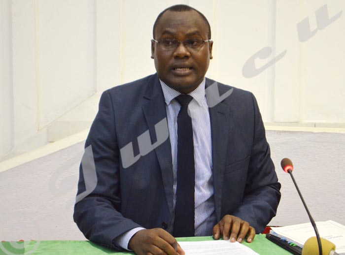 Jean-Baptiste Baribonekeza : « C'était plutôt des manifestations, certes illégales et violentes. »
