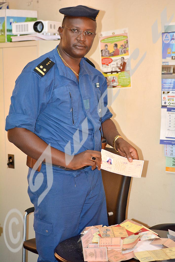 D'après Innocent Museremu, d'ici la fin du mois d'avril, le permis biométrique sera déjà opérationnel et coûtera 40.000 Fbu