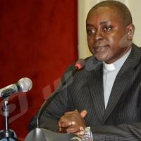 Mgr Jean Louis Nahimana