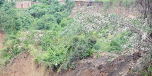 Les riverains de la Ntahangwa désemparés