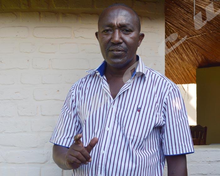 Pierre-Claver Nduwumwami