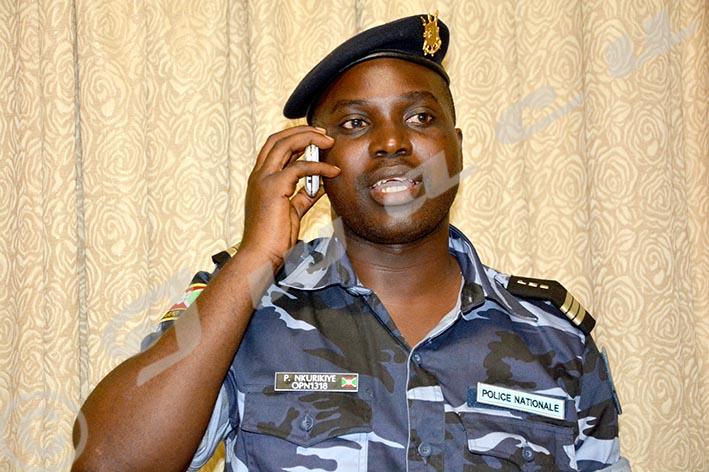 Pierre-Claver Nkurikiye:«Ces révélations faites par ces anciens combattants corroborent exactement ce que j'avais dit auparavant.»