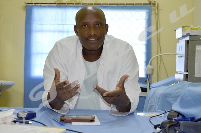 Dr Innocent Ndayikunda: «L'enfant peut naître avec des malformations si la mère ne fait pas des consultations régulières.»