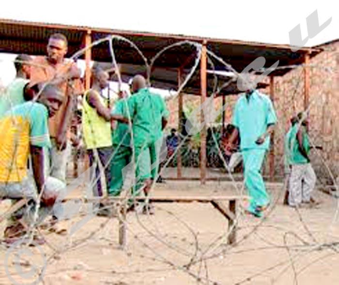 Des détenus de la prison de Bururi en pleine grève
