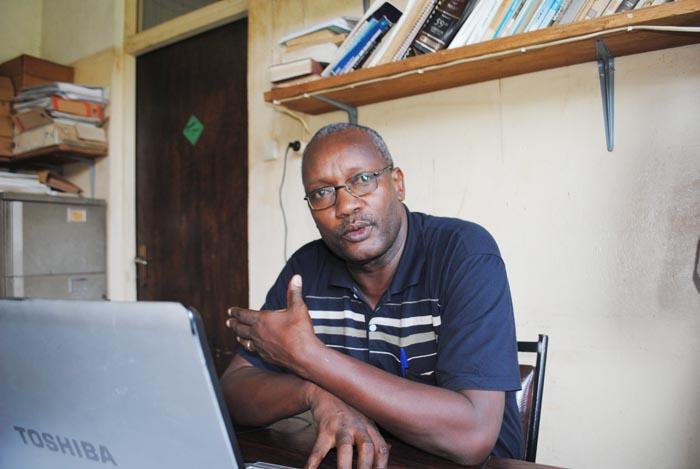 Thérence Gahungu: « Il aurait fallu une large concertation.»