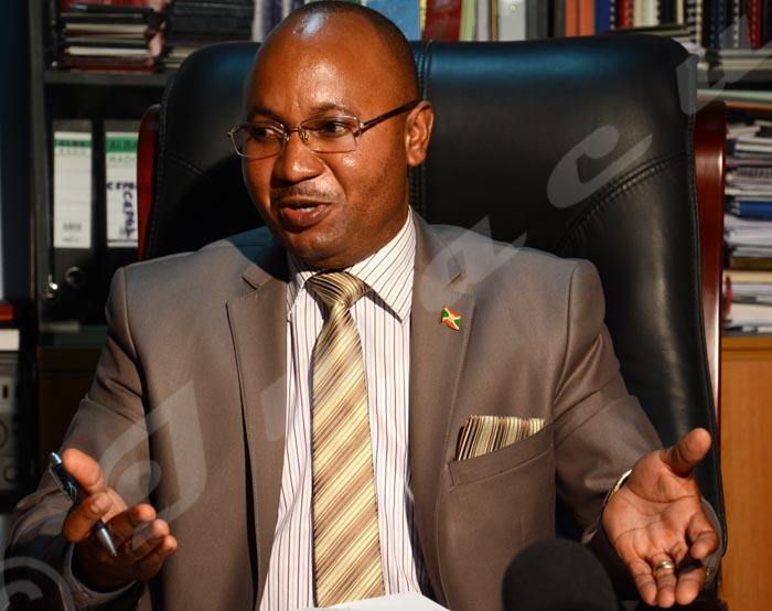 Selon le ministre Alain Guillaume Bunyoni, la situation sécuritaire est globalement bonne