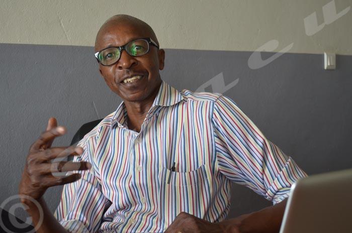 Aloys Batungwanayo : « Une loi pareille devrait être vulgarisée. »