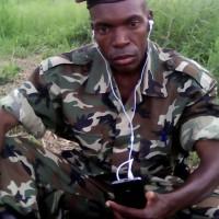 Colonel Felix porte parole du FNL nzabampema