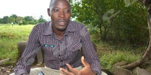 Dieudonné Ndayikengurutse, l'un des démissionnaires.