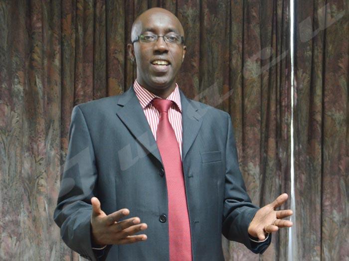Dr Dieudonné Birahinduka, président du Corenabu