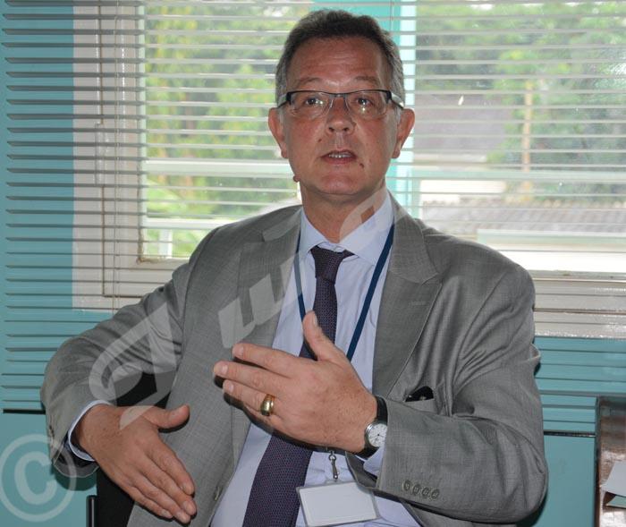 Gerrit Van Rossum