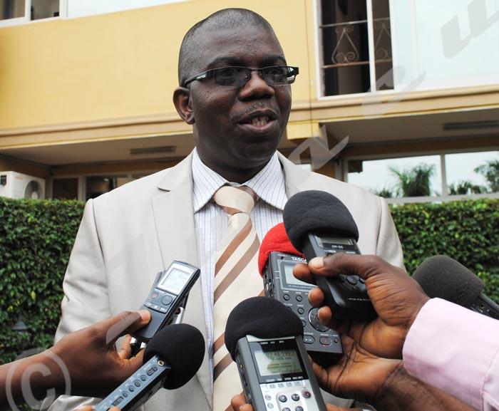 Pour Jean Claude Nduwayo, aucun bus ne peut pas être autorisé de circuler sans contrôle technique authentique