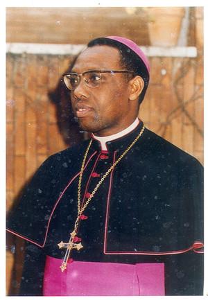 Mgr Ruhuna, un Juste que le groupe a déjà honoré