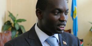 Willy Nyamitwe: «Ceux qui ont voulu renverser les institutions ne peuvent pas être conviés au dialogue.»