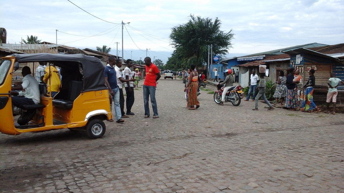 Les habitants de Bwiza se disent inquiets