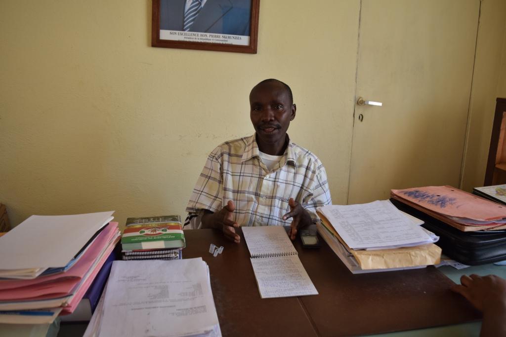 Anicet Niyonzima: «Il y a des pistes pour déterminer les auteurs de cet assassinat»