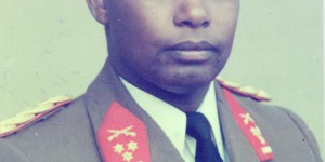 Né à Rutovu en province Bururi, Jean-Baptiste Bagaza a dirigé le Burundi pendant 11 ans.