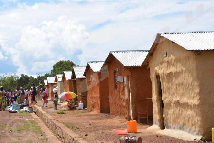 Camp de réfugiés congolais de Kavumu