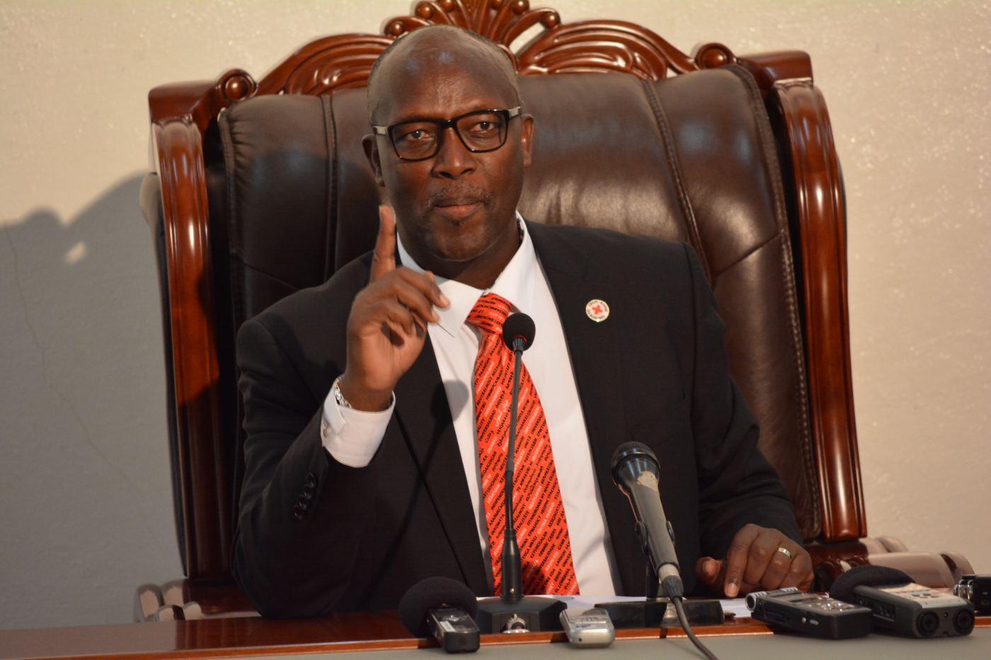 Pour Anselme Katiyunguruza, il est urgent que les sites de Cashi et Gitaza soient délocalisés