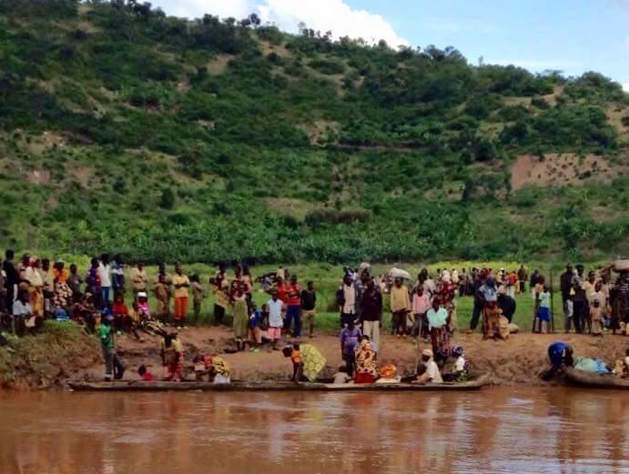 Les premiers refoulés sont arrivés à la frontière le 14 mai