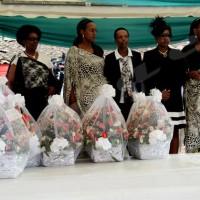 Les funérailles du président Jean Baptiste Bagaza