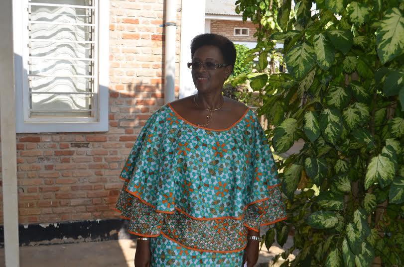 Jeanne Gapiya : «Prochainement, les efforts seront consacrés à la recherche»