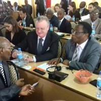 Une vue des participants au dialogue inter-burundais d'Arusha