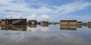 Plus d'une dizaine de maisons envahies par les eaux dans le Quartier Mushasha I.