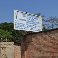 Le siège de la Ligue Iteka