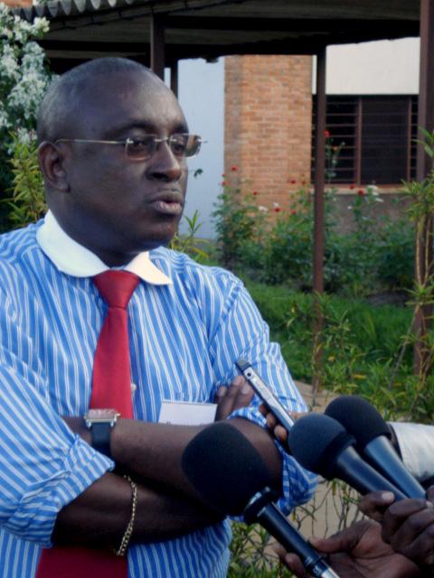 Pancrace Cimpaye : «Le Cnared été ignoré de même que les grandes figures de la société civile en exil»