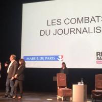 Le prix RSF décerné à Antoine Kaburahe