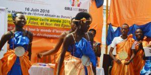 Des enfants encadrés par SFBLSP ont célébré cette journée mondiale de l'enfant africain dans une ambiance festive