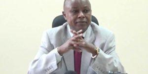 Econie Nijimbere, nouveau président de l'EABC