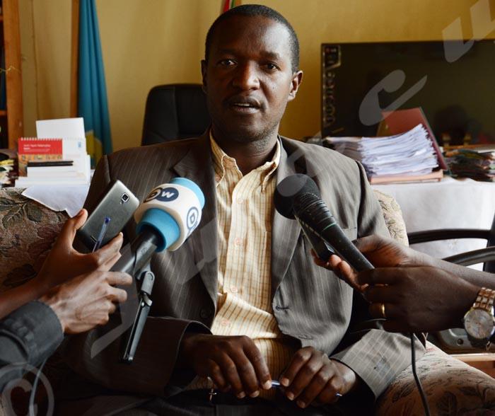 Pour Emmanuel Niyungeko, au Burundi, après Dieu, c'est le président Nkurunziza