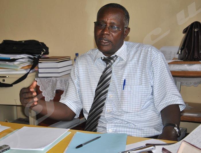 Evariste Ngayimpenda:«Le Cnared nous a manipulés en disant que la médiation avait accepté de l'inviter.»