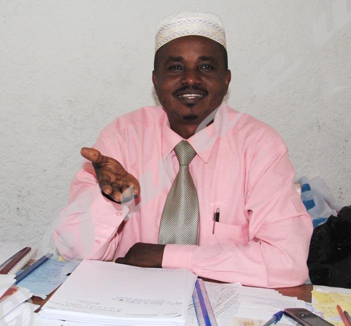 Hamza Burikukiye : «Nous devons célébrer car c'est une grande fierté pour les Burundais, le pays est encore debout.»