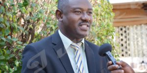 Jacques Nshimirimana, président de la FENADEB