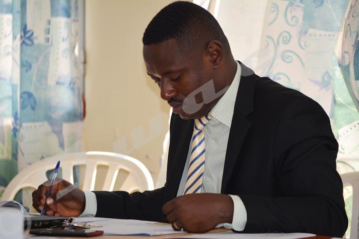 Jacques Nshimirimana : «Je n'ai pas peur de mourir. Nous allons par contre redoubler d'efforts jusqu'à ce que nos compatriotes reviennent.»