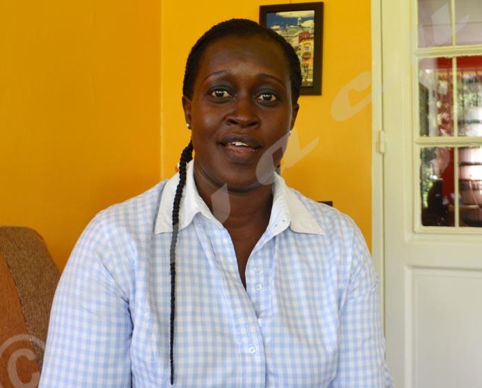 Jocelyne Ntakare