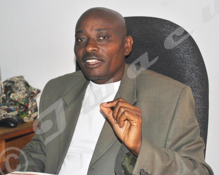 Pour Joseph Ntirabampa, les caféiculteurs devraient garder espoir