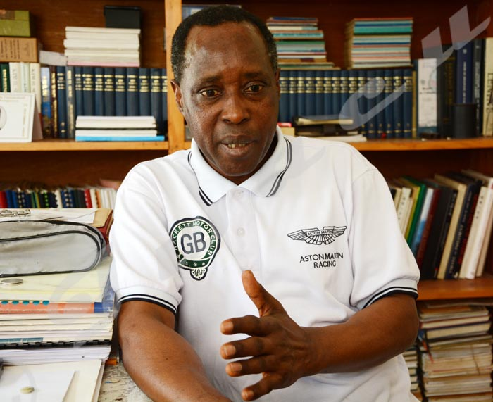 Léonce Ngendakumana