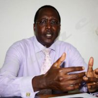 Charles Nditije:«Messieurs Evariste Ngayimpenda et Tatien Sibomana ne représentent nullement l'Uprona au sein de la mascarade en cours à Arusha.»