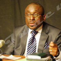 Pancrace Cimpaye: «Le Cnared entend participer à ces pourparlers en tant qu'une entité»