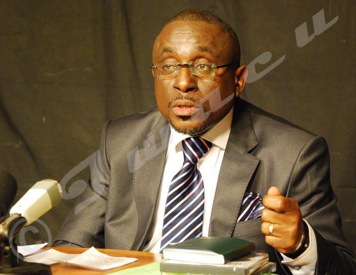 Pancrace Cimpaye : «Le pouvoir de Bujumbura planifie de réviser la Constitution dans le but d'une pseudo-légalisation de sa présidence à vie.»
