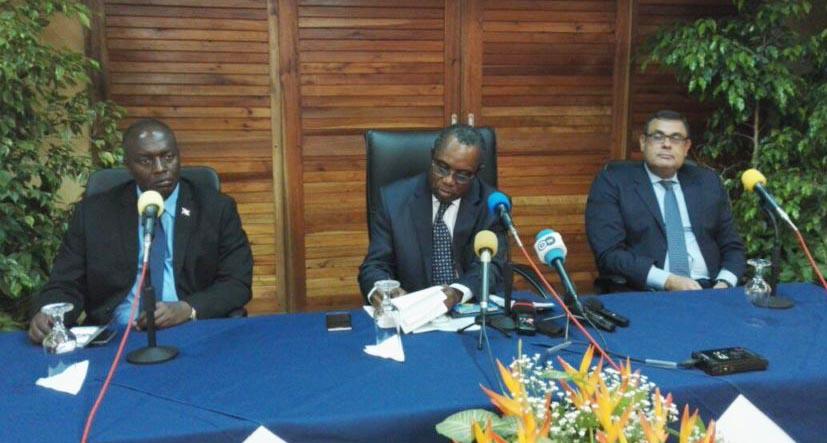 Ambassadeur Lazare Makayat Safouesse : « On n'est plus dans cette phase-là de la Maprobu avec 5.000 hommes. »