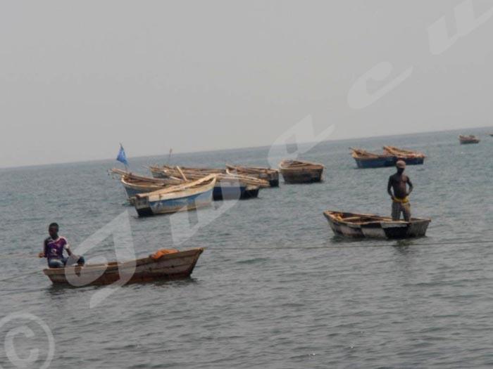 cinq corps sans vie retrouvés dans le lac Tanganyika