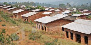 Gitega : les villages de paix restent inhabités