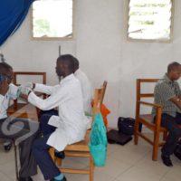 Dépistage de l'hépatite lors de la journée mondiale